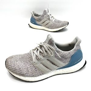 Adidas ultraboost 4.0 one gray women's size 8.5